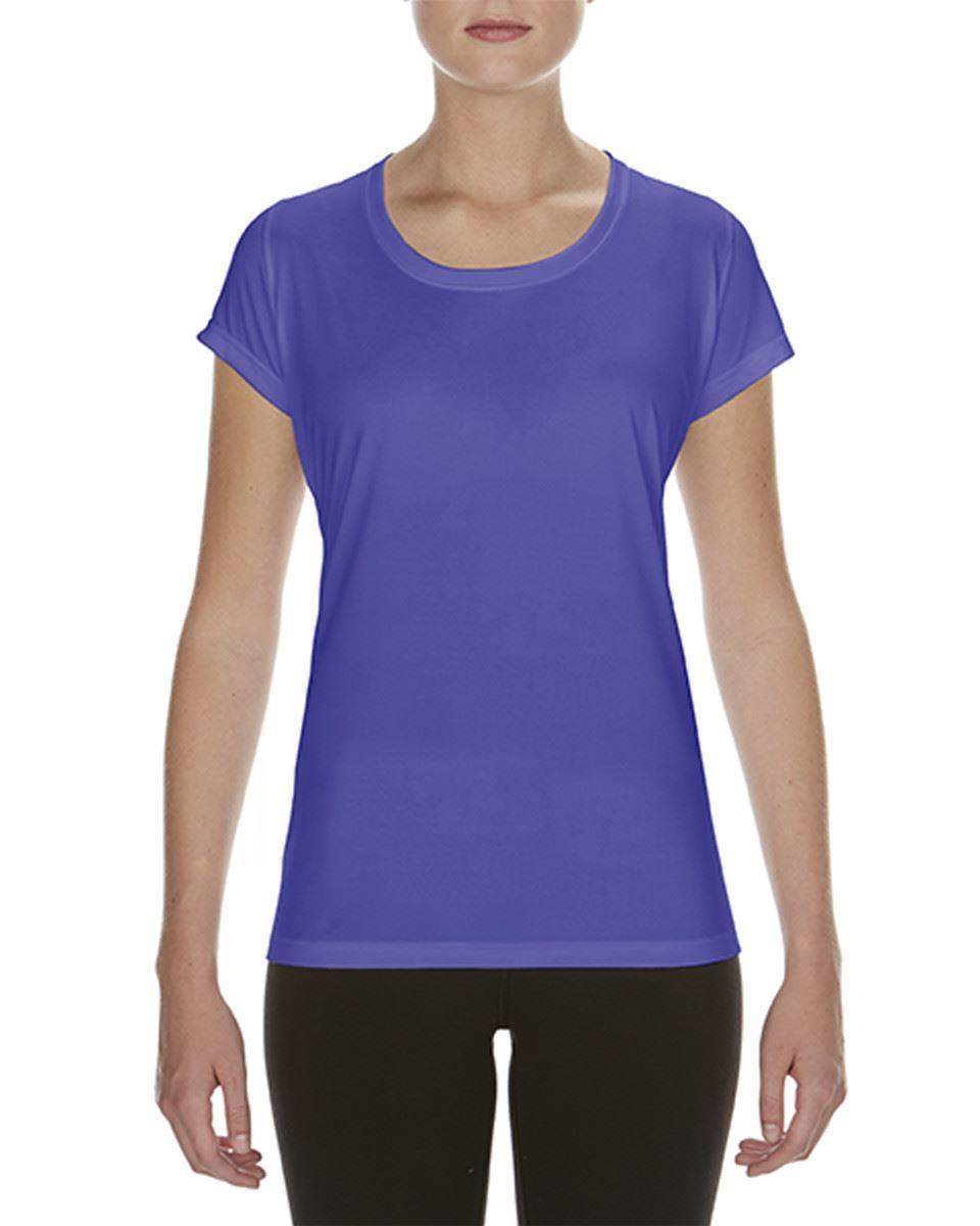 S-2XL ropa de trabajo Causal Top Gildan Heavy Cotton de mujer T-Shirt GD006 18 Colores