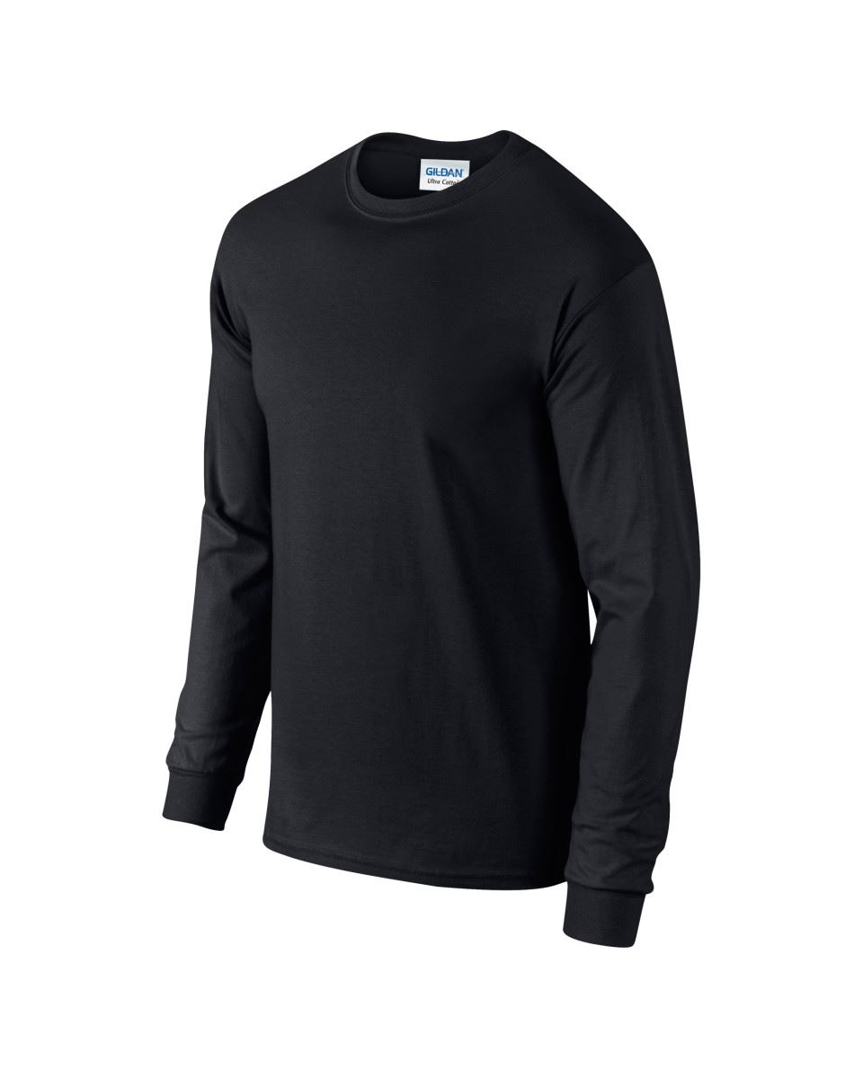 3-Pack-Gildan-Mens-Ultra-Cotton-Adult-Long-Sleeve-Plain-T-Shirt-Cotton-Tee-Shirt thumbnail 5