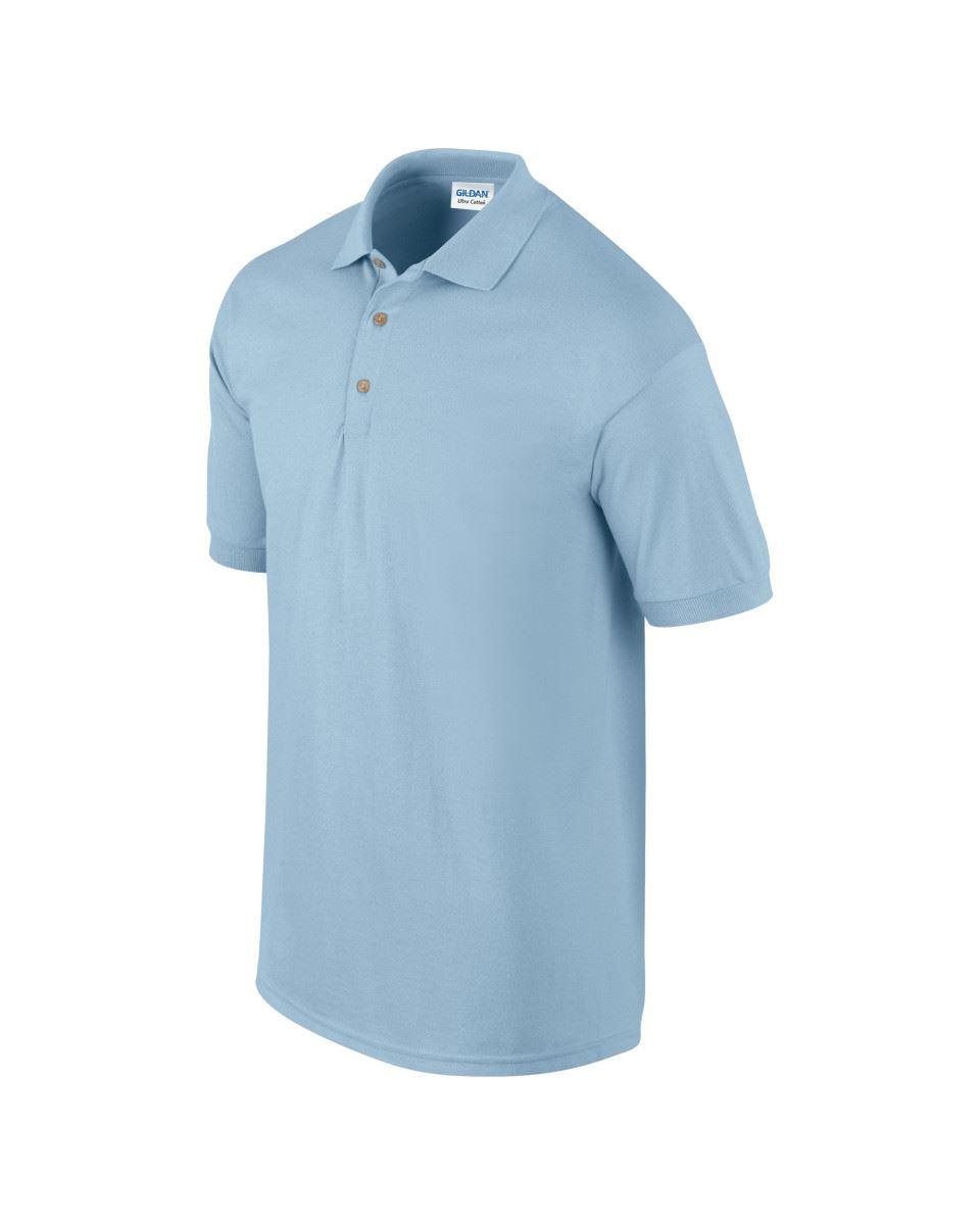 5-Pack-Gildan-Ultra-Cotton-Adult-Pique-Plain-Polo-Shirt-Tee-T-Shirt-Ringspun thumbnail 34