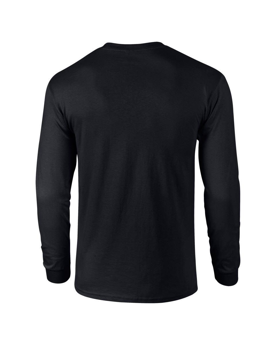 Gildan-Mens-Ultra-Cotton-Adult-Long-Sleeve-Plain-T-Shirt-Tshirt-Cotton-Tee-Shirt thumbnail 12