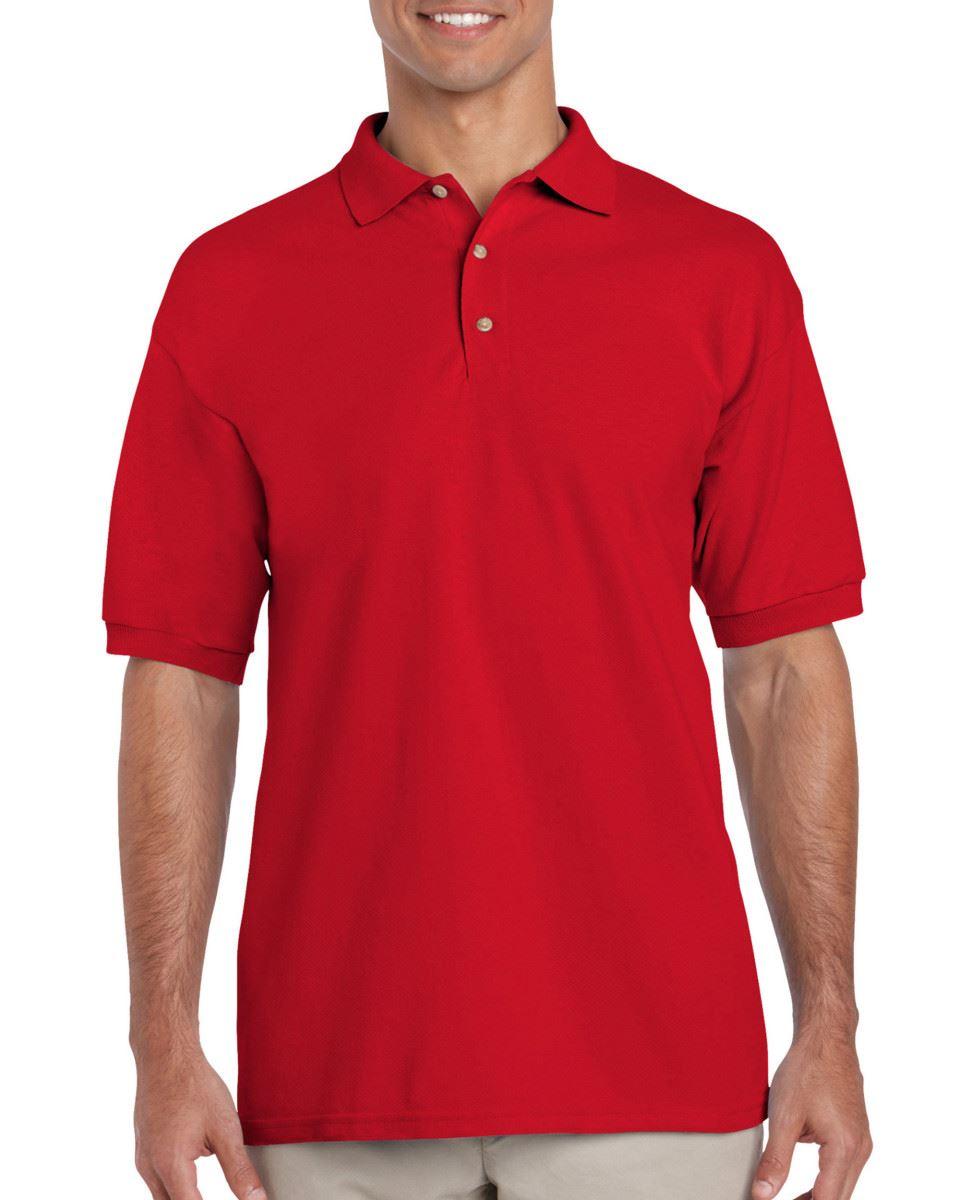 5-Pack-Gildan-Ultra-Cotton-Adult-Pique-Plain-Polo-Shirt-Tee-T-Shirt-Ringspun thumbnail 51