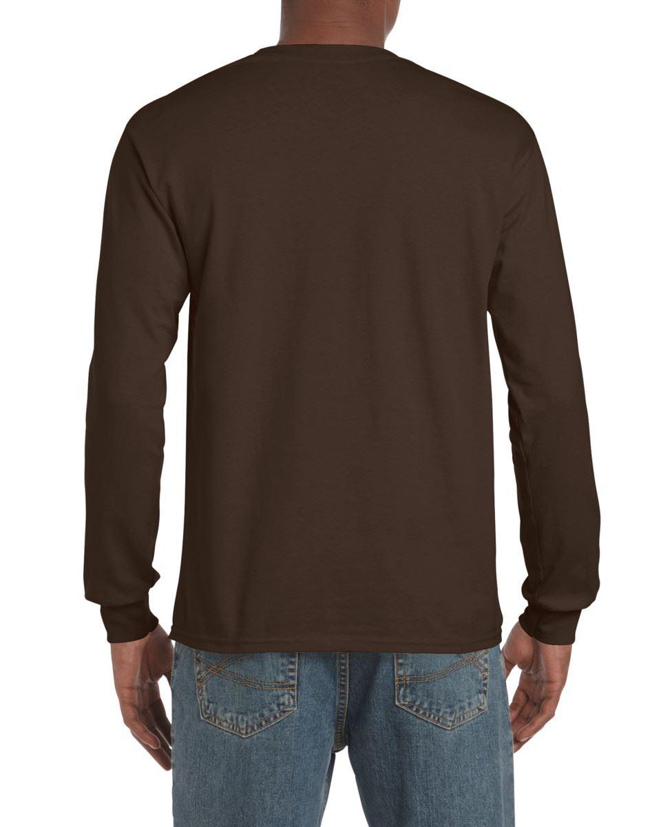 Gildan-Mens-Ultra-Cotton-Adult-Long-Sleeve-Plain-T-Shirt-Tshirt-Cotton-Tee-Shirt thumbnail 54