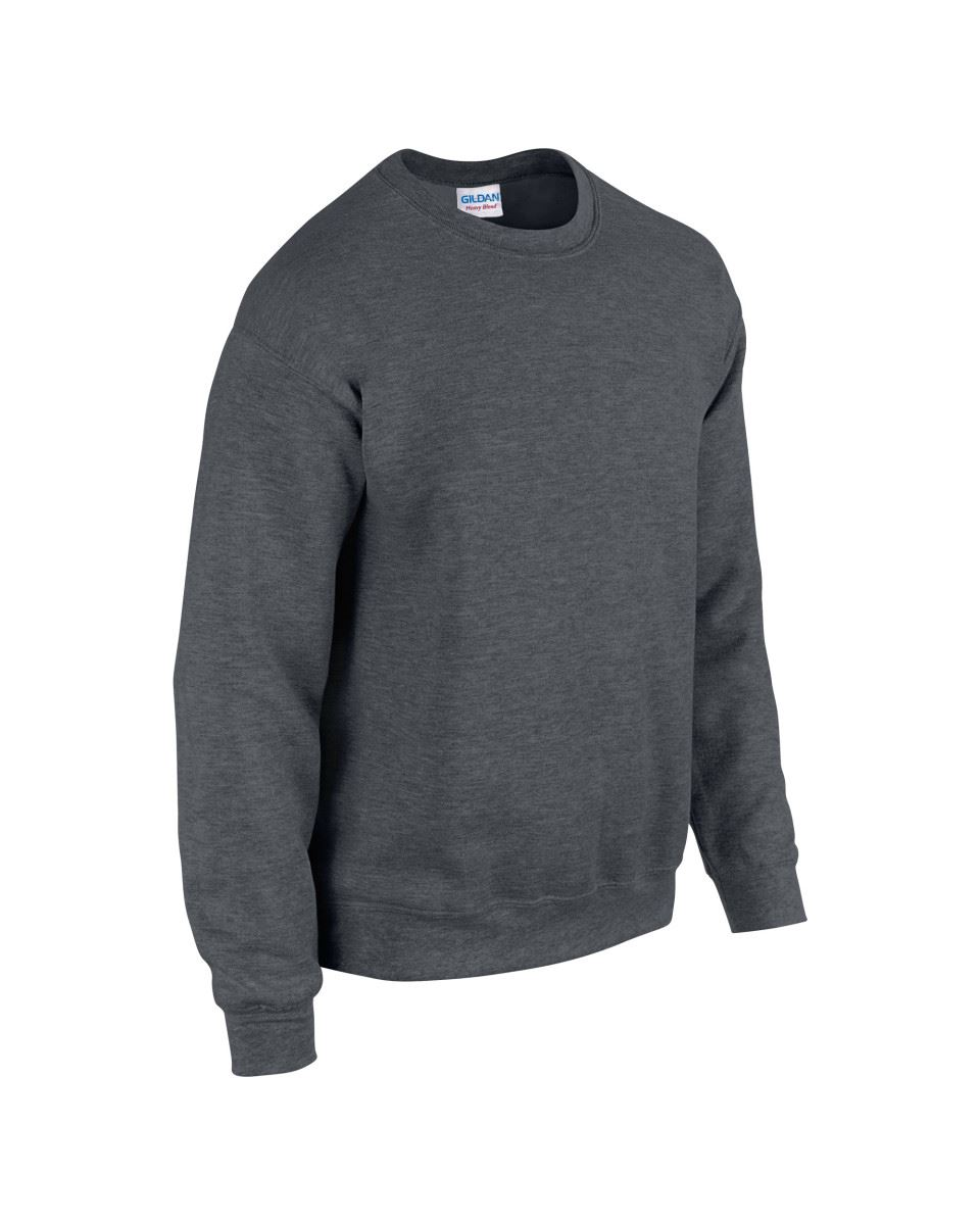 Gildan-Heavy-Blend-Adult-Crew-Neck-Pullover-Sweatshirt-Sweater-Workwear-Uniform thumbnail 68