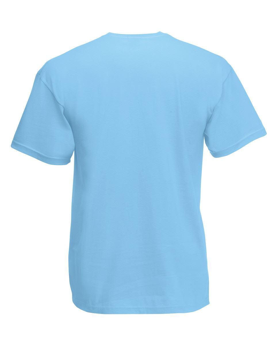 5-Pack-Men-039-s-Fruit-of-the-Loom-Plain-100-Cotton-Blank-Tee-Shirt-Tshirt-T-Shirt thumbnail 284