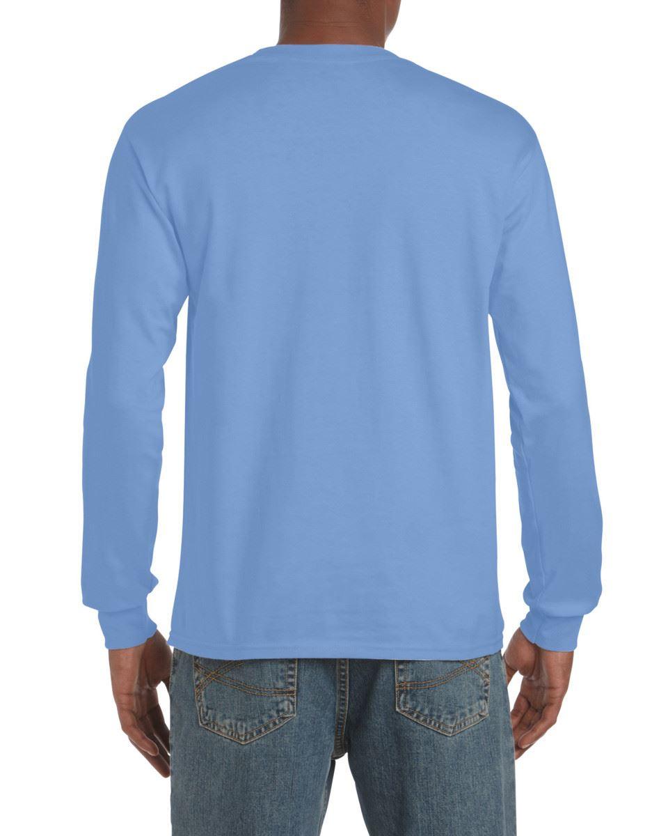 Gildan-Mens-Ultra-Cotton-Adult-Long-Sleeve-Plain-T-Shirt-Tshirt-Cotton-Tee-Shirt thumbnail 44