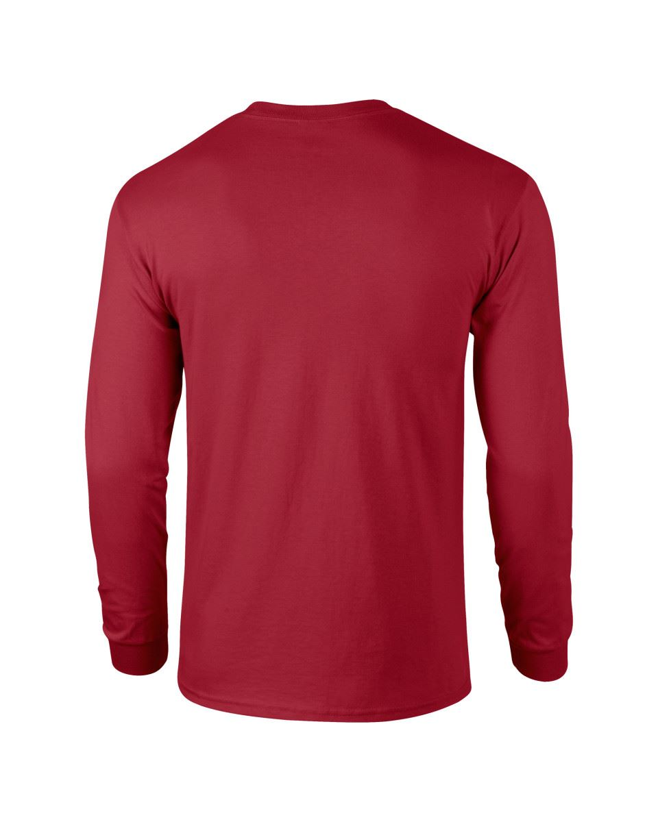 Gildan-Mens-Ultra-Cotton-Adult-Long-Sleeve-Plain-T-Shirt-Tshirt-Cotton-Tee-Shirt thumbnail 42