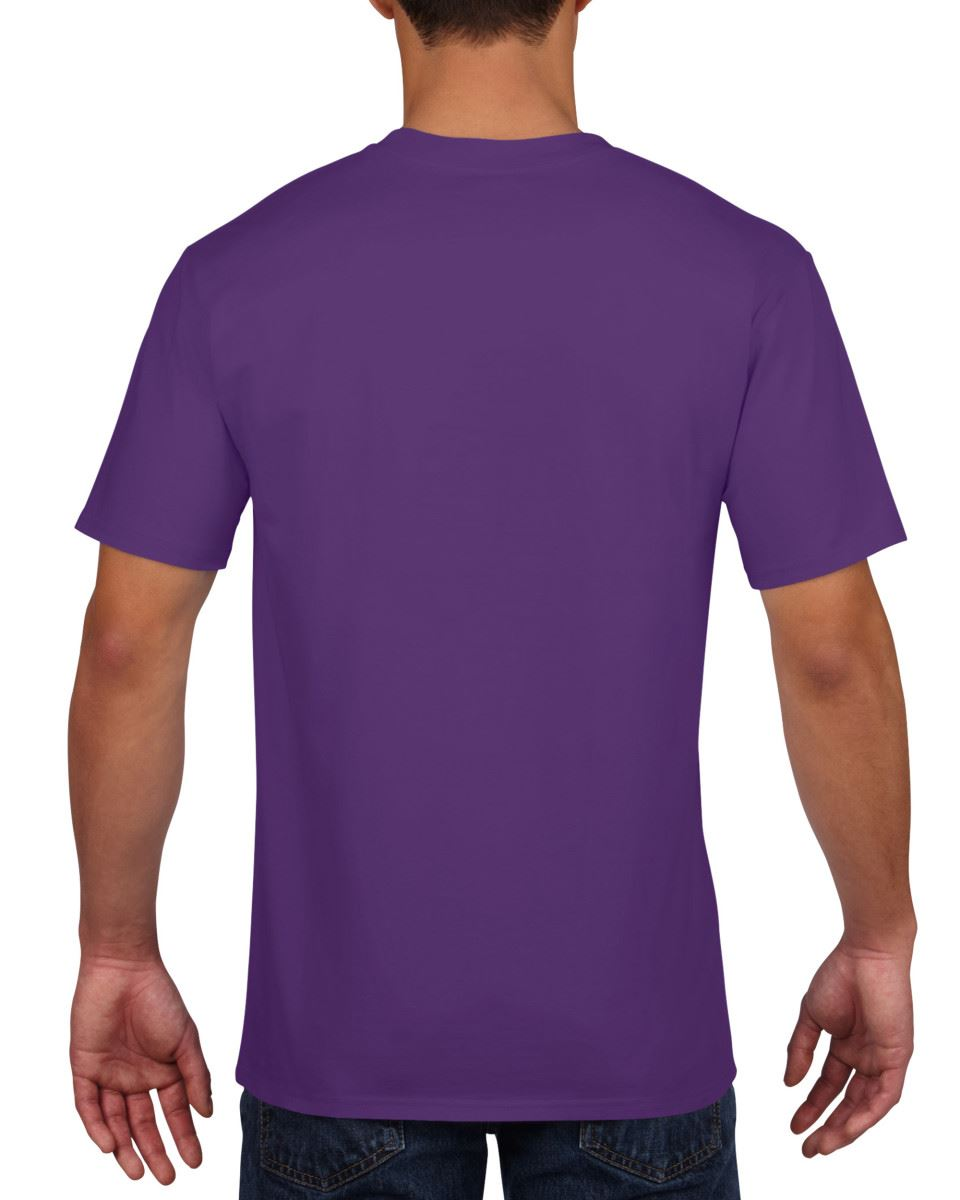 3-Pack-Gildan-Hommes-Femmes-Premium-Softstyle-Ringspun-Plain-T-shirt-en-coton-tee miniature 78