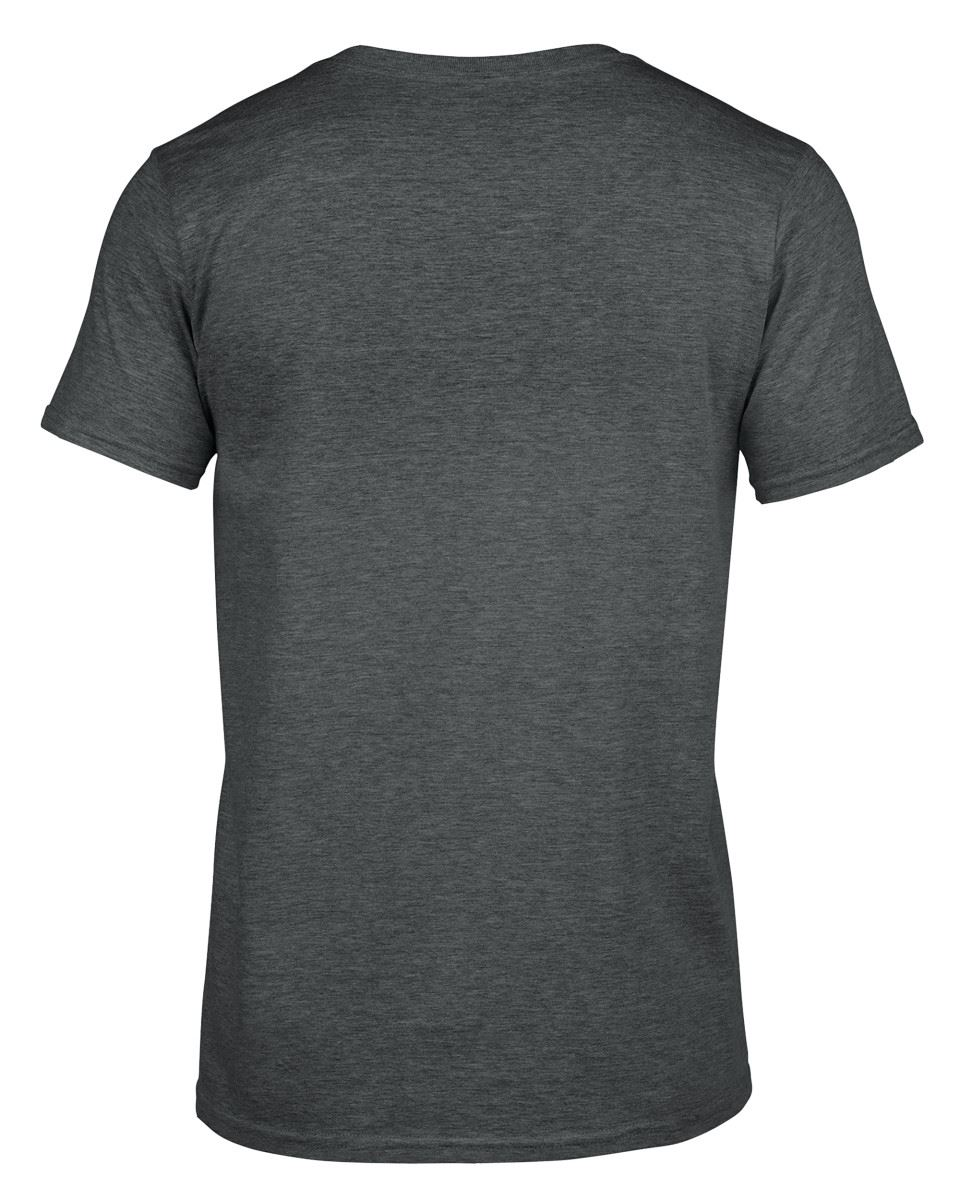 Gildan-Mens-Men-039-s-Soft-Style-Plain-V-Neck-T-Shirt-Cotton-Tee-Tshirt thumbnail 21