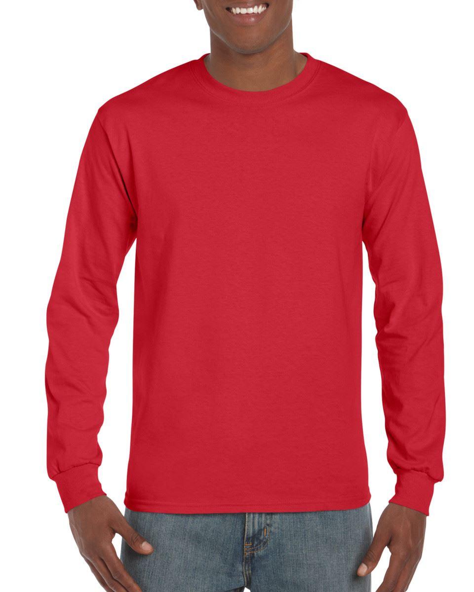 3-Pack-Gildan-Mens-Ultra-Cotton-Adult-Long-Sleeve-Plain-T-Shirt-Cotton-Tee-Shirt thumbnail 22