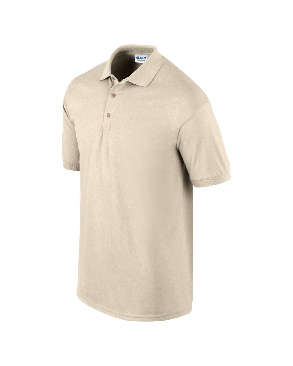 5-Pack-Gildan-Ultra-Cotton-Adult-Pique-Plain-Polo-Shirt-Tee-T-Shirt-Ringspun thumbnail 64
