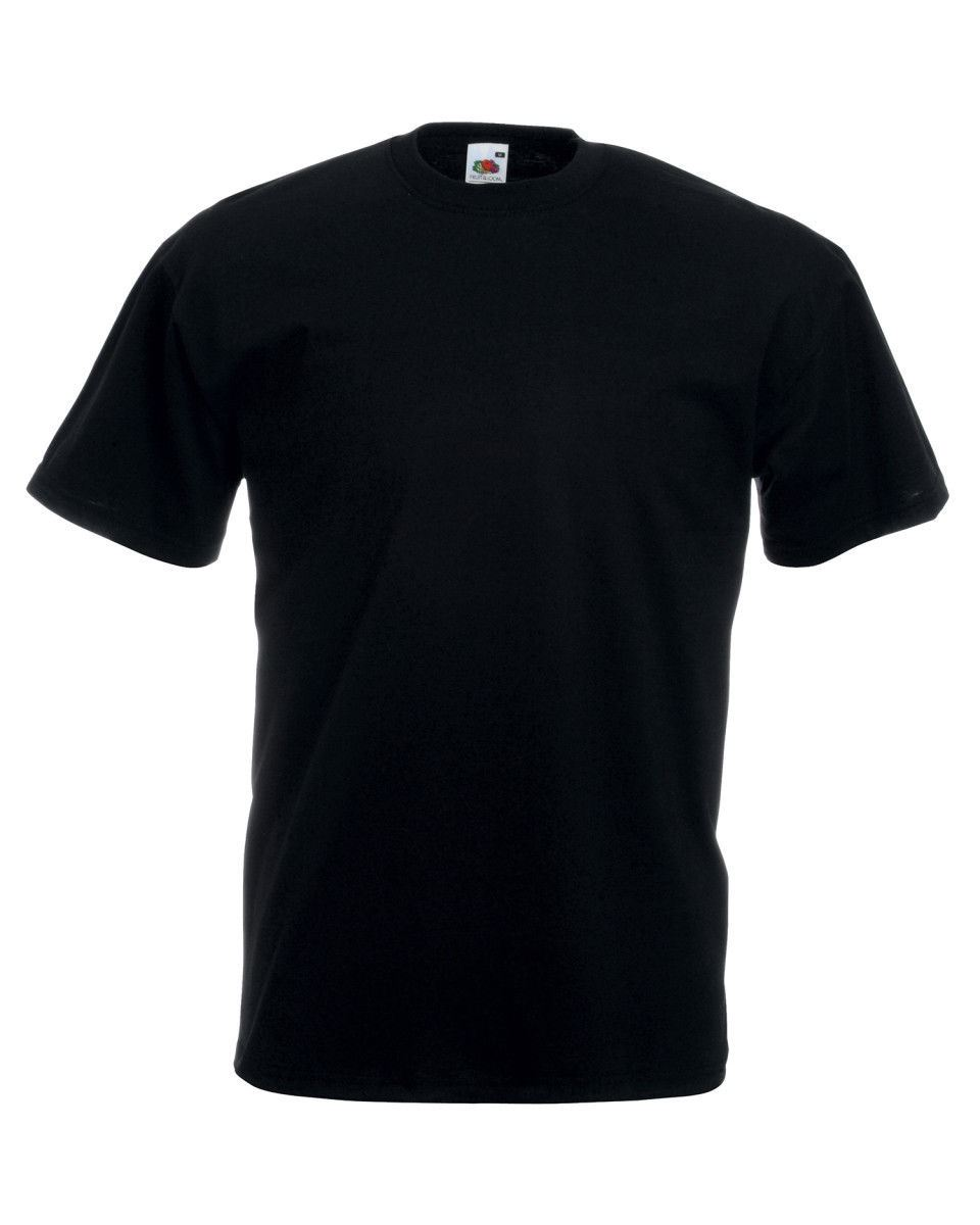 Fruit-Of-The-Loom-Mens-Womens-Valueweight-Plain-Crew-Neck-T-Shirt-Tee-Cotton thumbnail 13
