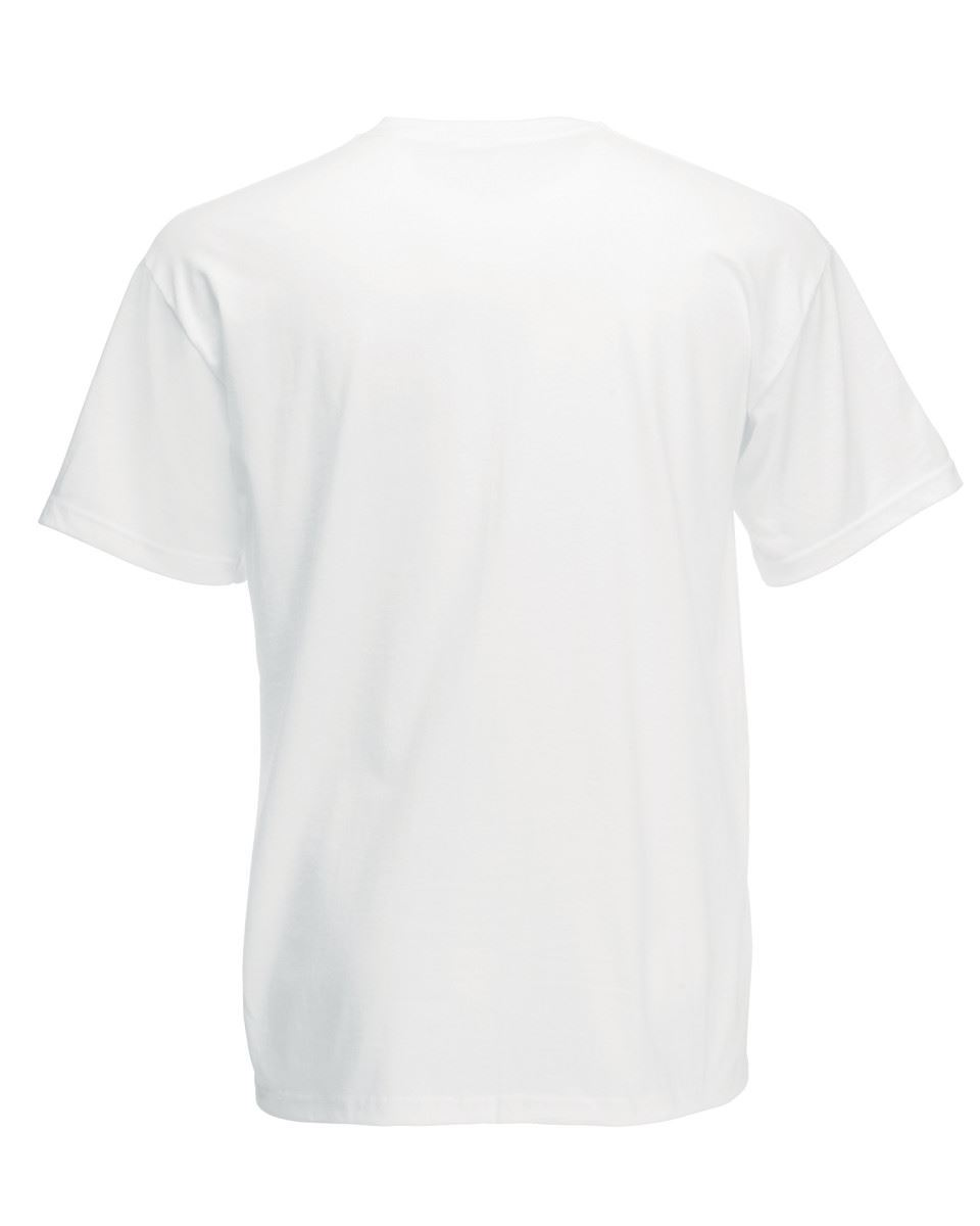 5-Pack-Men-039-s-Fruit-of-the-Loom-Plain-100-Cotton-Blank-Tee-Shirt-Tshirt-T-Shirt thumbnail 13
