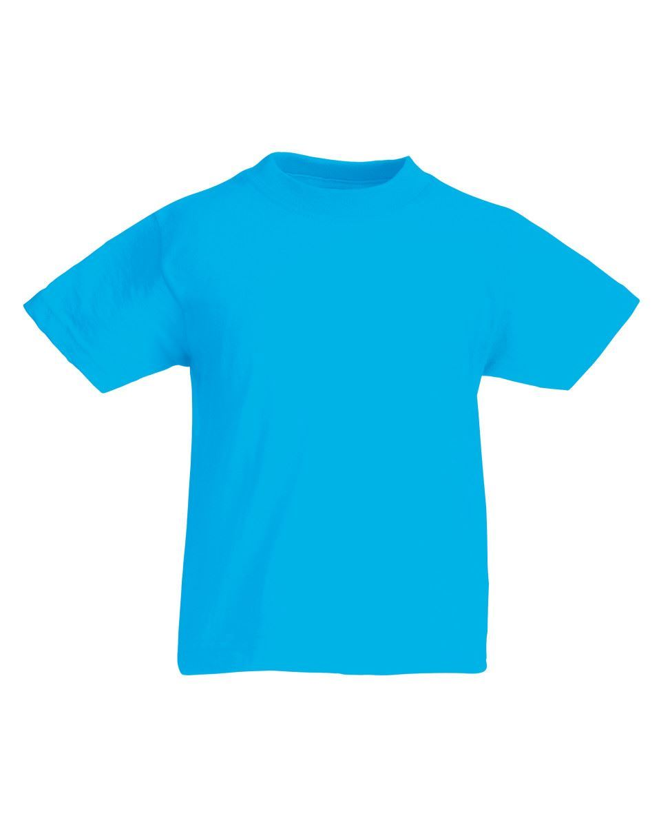 5-Pack-Fruit-Of-The-Loom-KIDS-T-SHIRT-TEE-CHILDREN-BOYS-GIRLS-SCHOOL-PE-ALL-AGES thumbnail 36