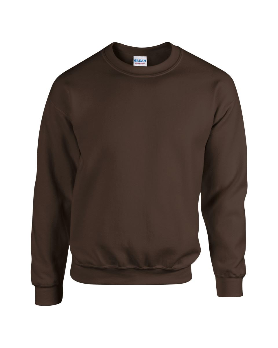 Gildan-Heavy-Blend-Adult-Crew-Neck-Pullover-Sweatshirt-Sweater-Workwear-Uniform thumbnail 62