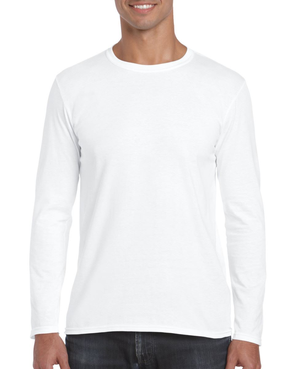 Gildan-MEN-039-S-LONG-SLEEVE-T-SHIRT-SOFT-COTTON-PLAIN-TOP-SLEEVES-CASUAL-NEW-S-2XL thumbnail 6