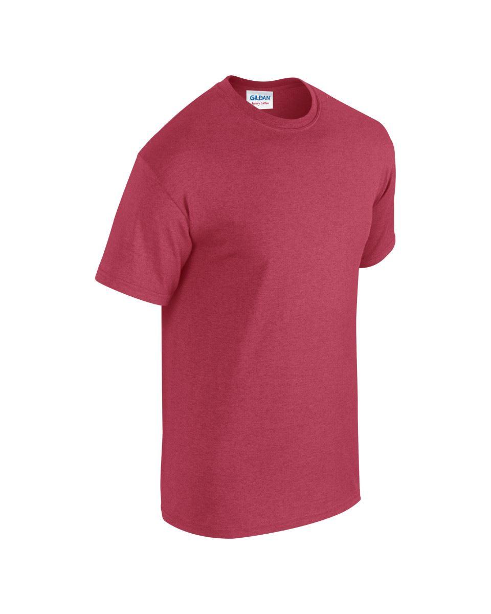 10-Pack-Plain-Gildan-Mens-Heavy-Cotton-Short-Sleeve-Plain-T-Shirt-Tee-T-Shirt thumbnail 15