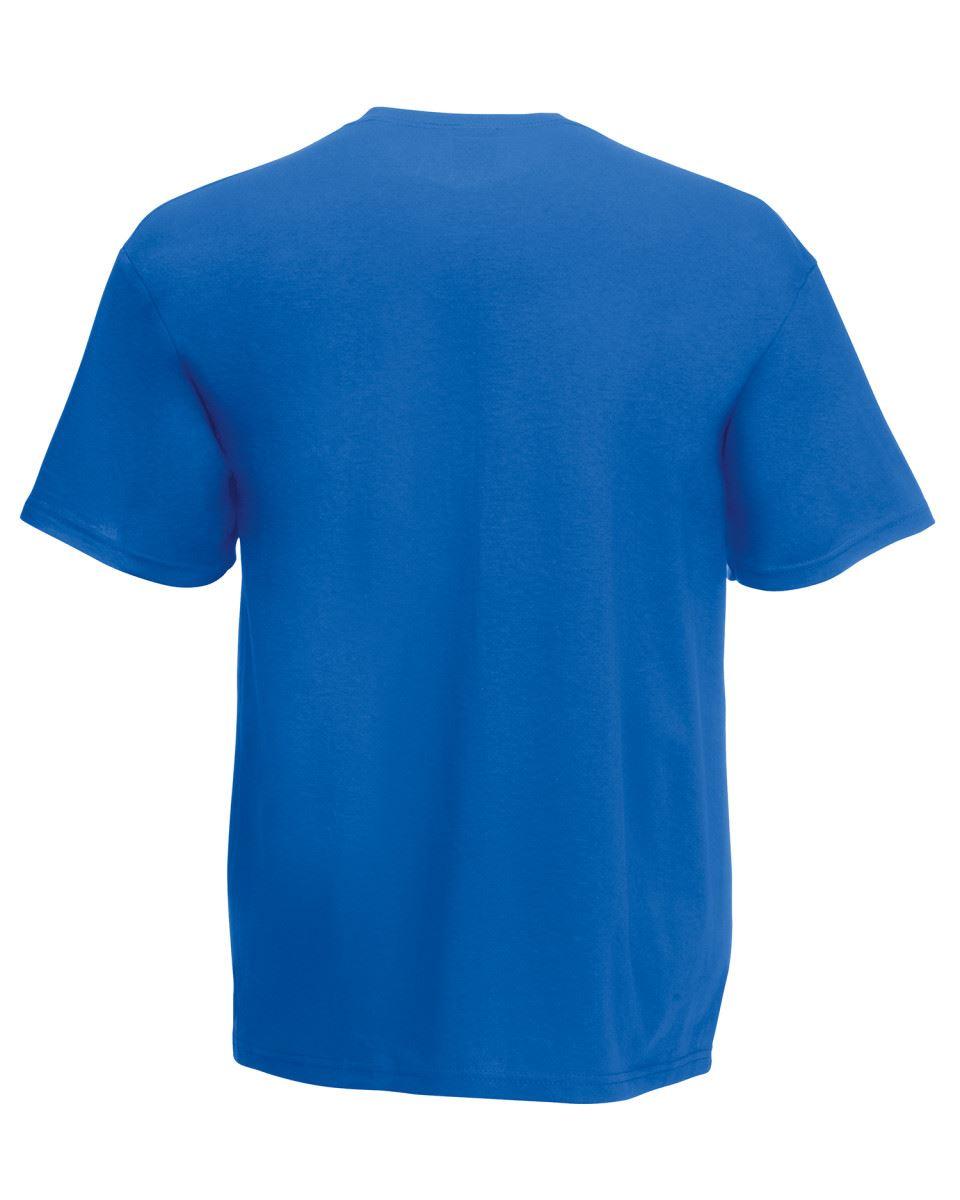 Fruit-of-the-Loom-Super-Premium-T-Shirt-Heavy-Cotton-Blank-Tee-Shirt-S-XXXL Indexbild 31