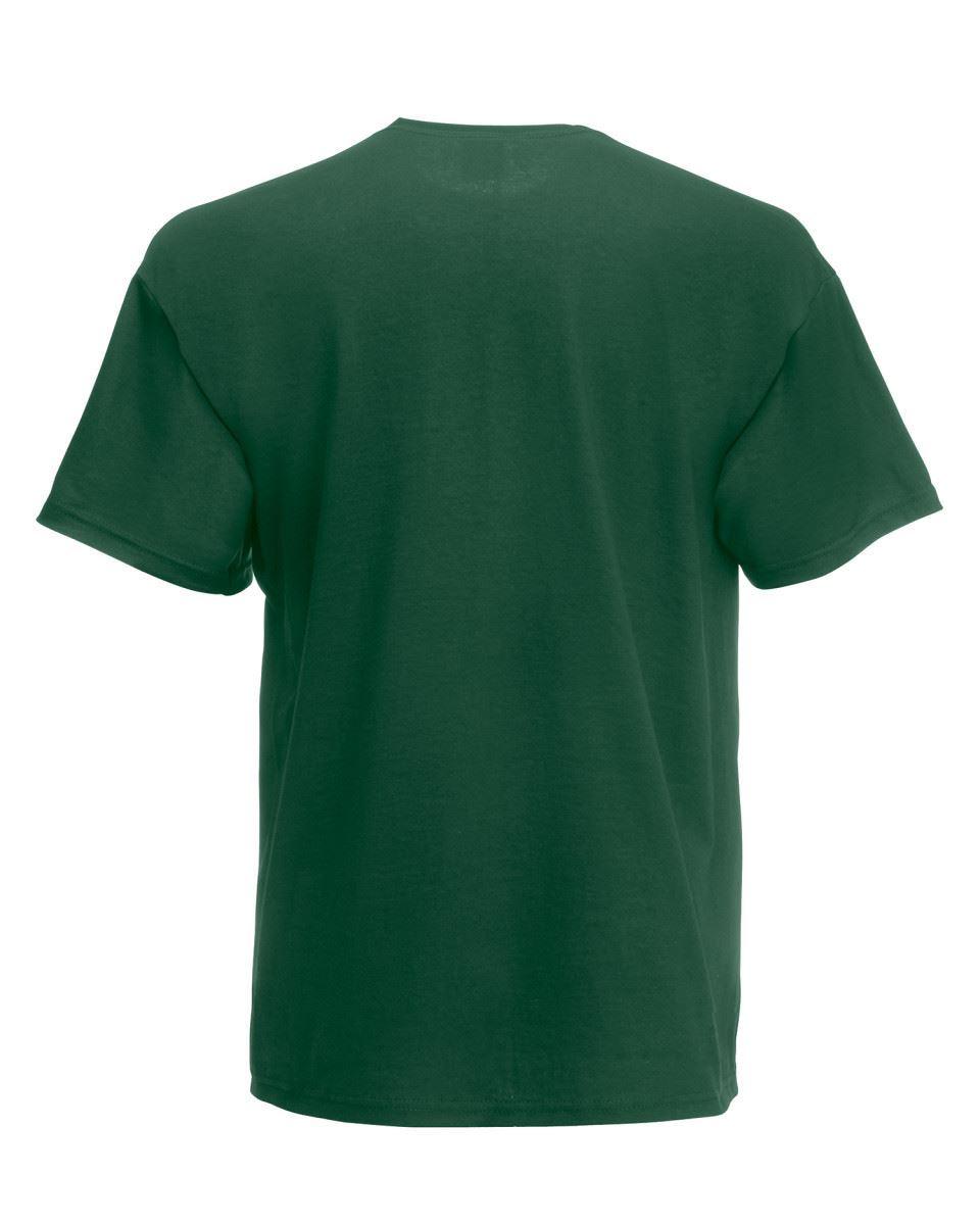 5-Pack-Men-039-s-Fruit-of-the-Loom-Plain-100-Cotton-Blank-Tee-Shirt-Tshirt-T-Shirt thumbnail 55