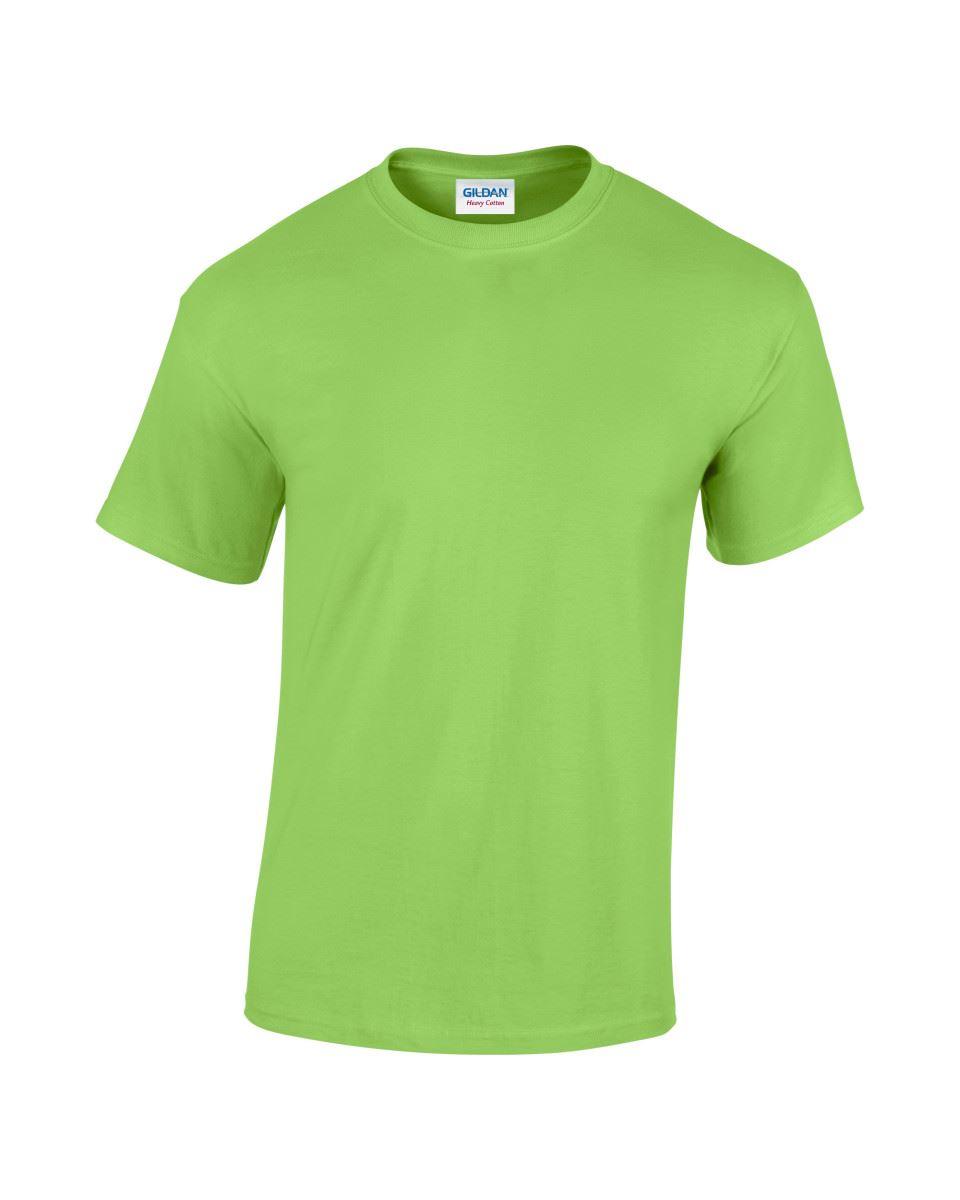 10-Pack-Plain-Gildan-Mens-Heavy-Cotton-Short-Sleeve-Plain-T-Shirt-Tee-T-Shirt thumbnail 131