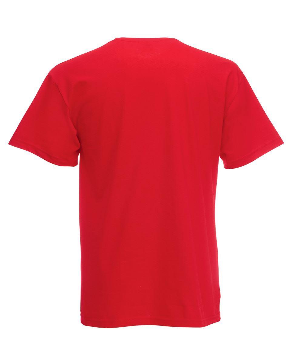 5-Pack-Men-039-s-Fruit-of-the-Loom-Plain-100-Cotton-Blank-Tee-Shirt-Tshirt-T-Shirt thumbnail 234