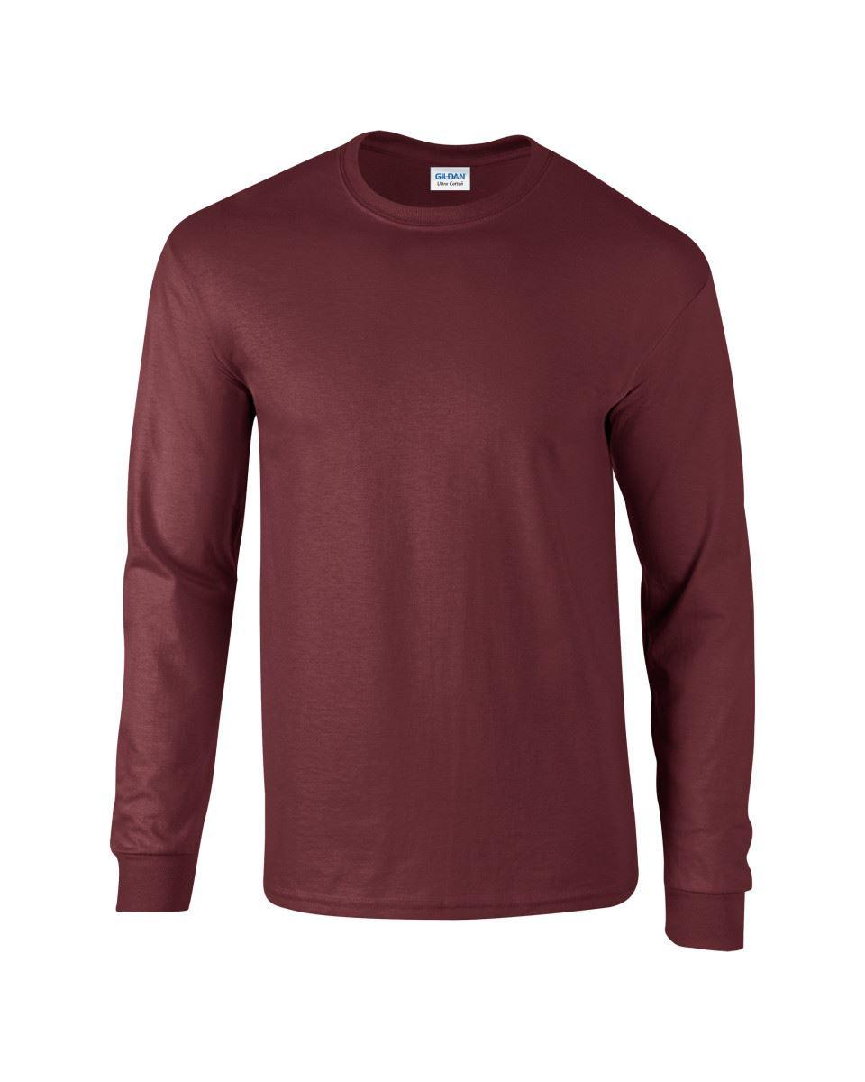 3-Pack-Gildan-Mens-Ultra-Cotton-Adult-Long-Sleeve-Plain-T-Shirt-Cotton-Tee-Shirt thumbnail 89