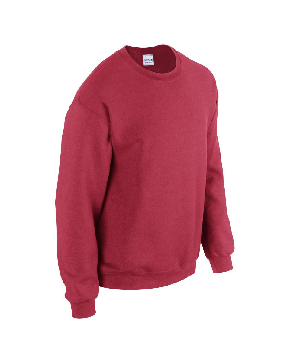 Gildan-Heavy-Blend-Adult-Crew-Neck-Pullover-Sweatshirt-Sweater-Workwear-Uniform thumbnail 36