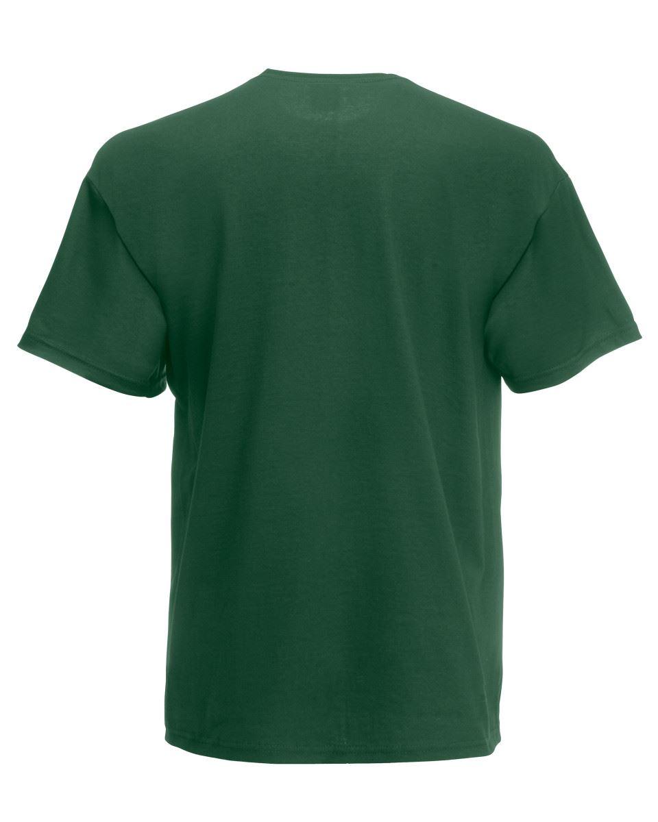 Fruit-of-the-Loom-Enfants-039-S-T-Shirt-Plain-Top-Enfants-Garcons-Filles-Ecole-Toutes-Tailles miniature 9