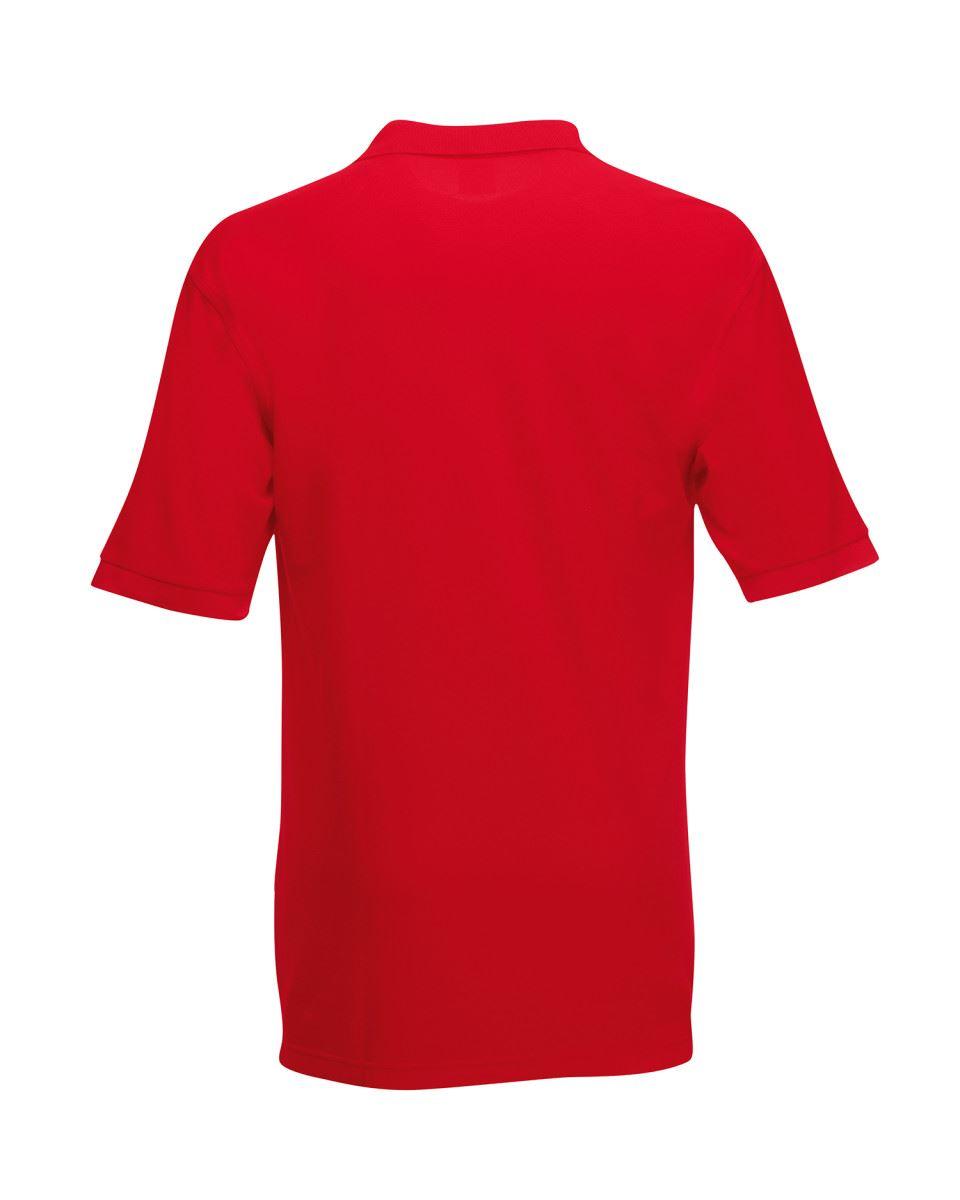 Mens-Polo-Shirts-Fruit-of-the-Loom-Premium-Polo-100-Cotton-Polo-Shirt-SS255 thumbnail 39