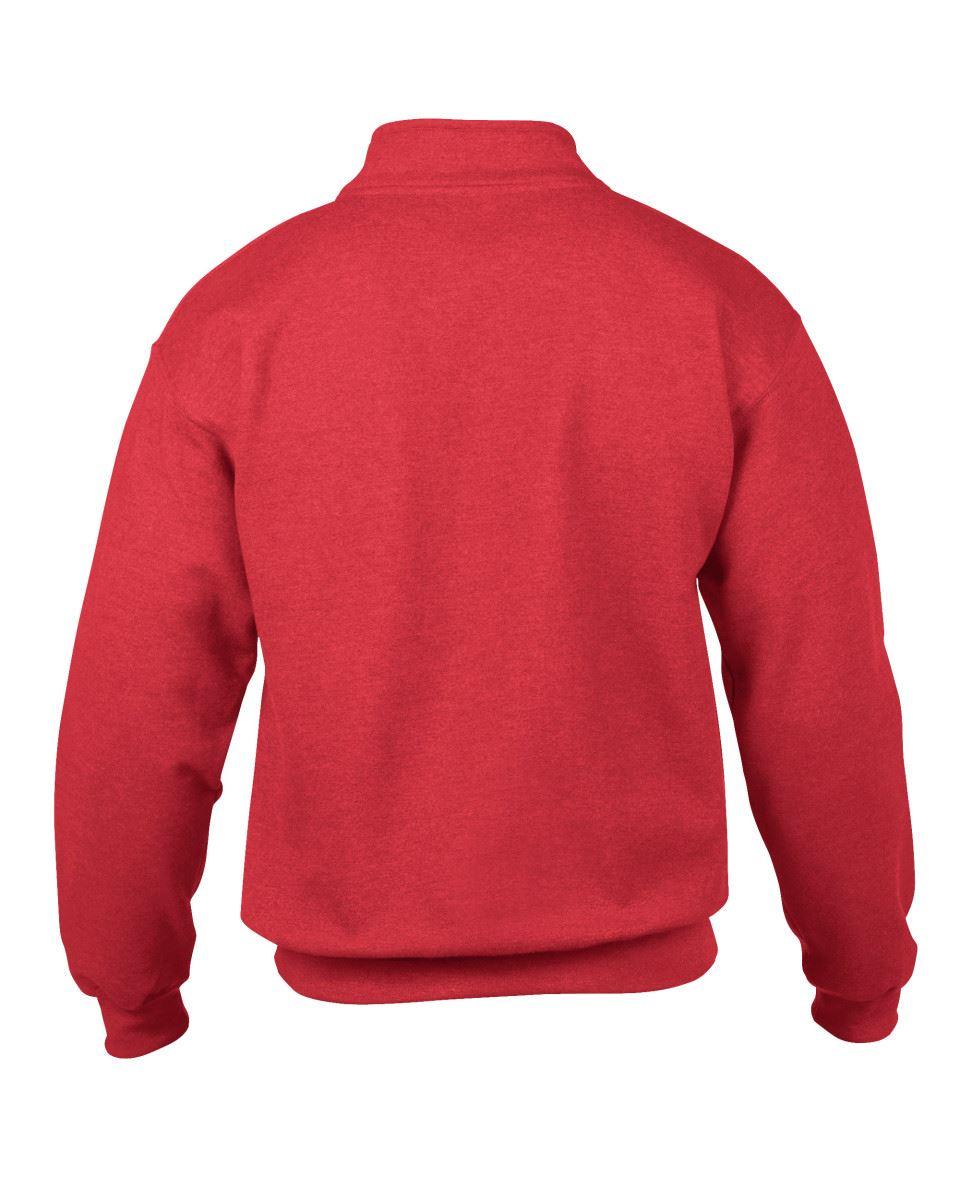 Gildan Mens Adult Vintage 1//4 Zip Cadet Collar Sweatshirts /& Hoodies