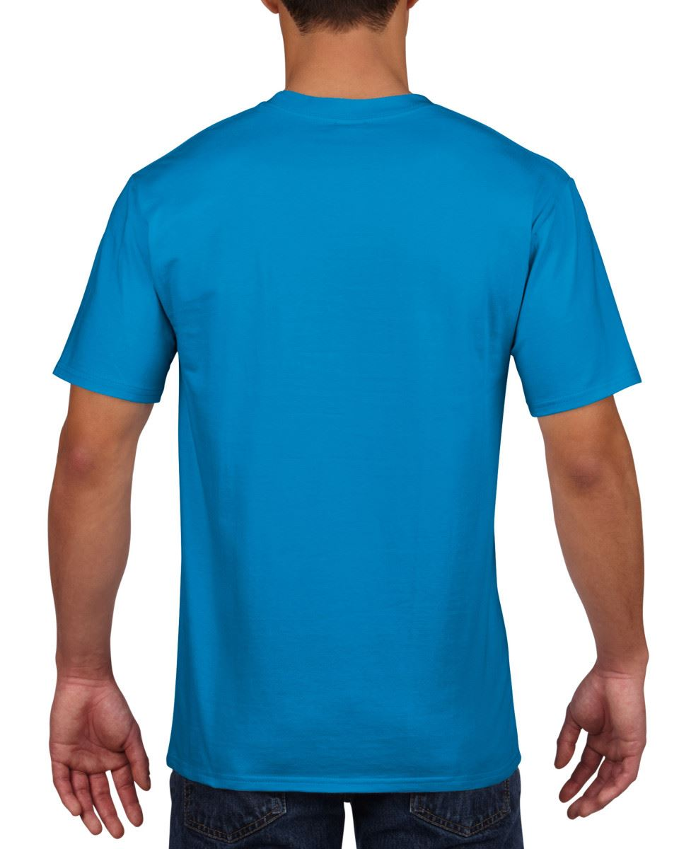 3-Pack-Gildan-Hommes-Femmes-Premium-Softstyle-Ringspun-Plain-T-shirt-en-coton-tee miniature 93