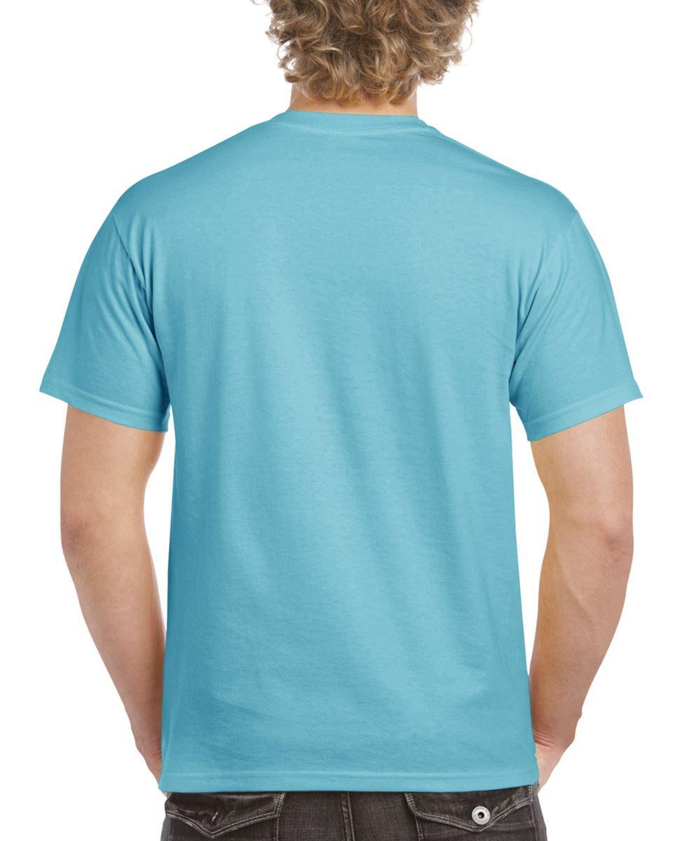 Gildan-Mens-Hammer-Plain-Crew-Neck-T-Shirts-100-Cotton thumbnail 16