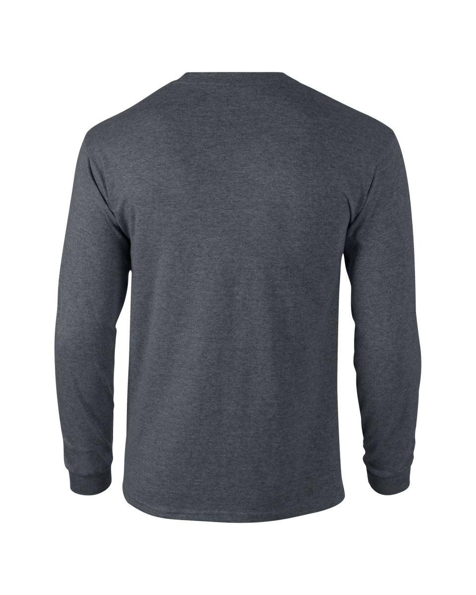 Gildan-Mens-Ultra-Cotton-Adult-Long-Sleeve-Plain-T-Shirt-Tshirt-Cotton-Tee-Shirt thumbnail 62