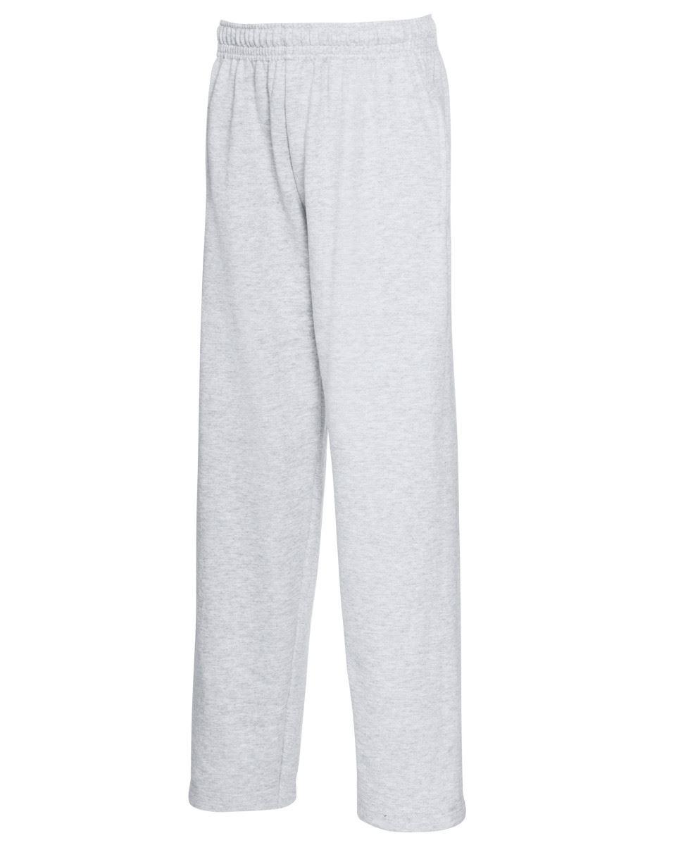 Fruit-of-the-Loom-Men-039-s-Lightweight-Open-Hem-Jog-Pants-Casual-Sweatpants-Bottoms thumbnail 4