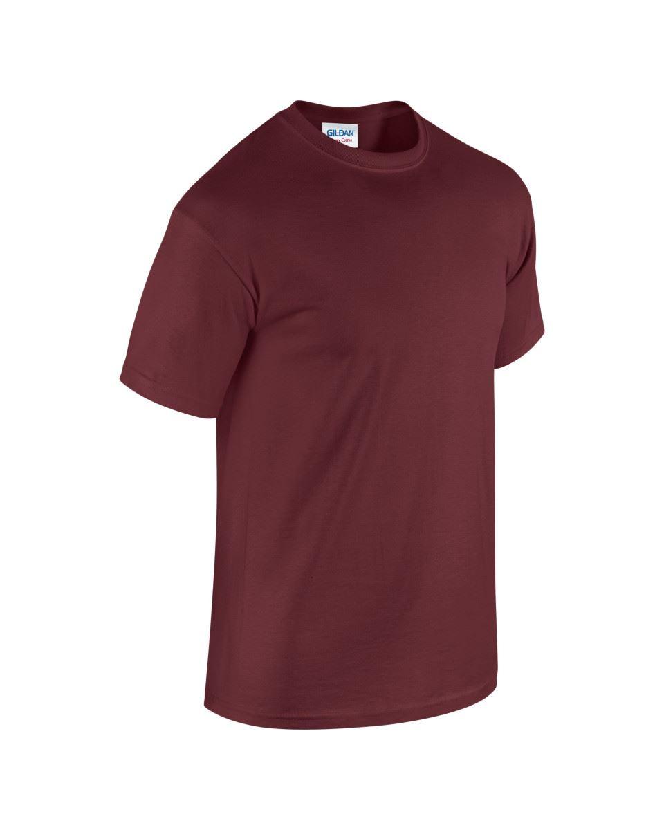 10-Pack-Plain-Gildan-Mens-Heavy-Cotton-Short-Sleeve-Plain-T-Shirt-Tee-T-Shirt thumbnail 137