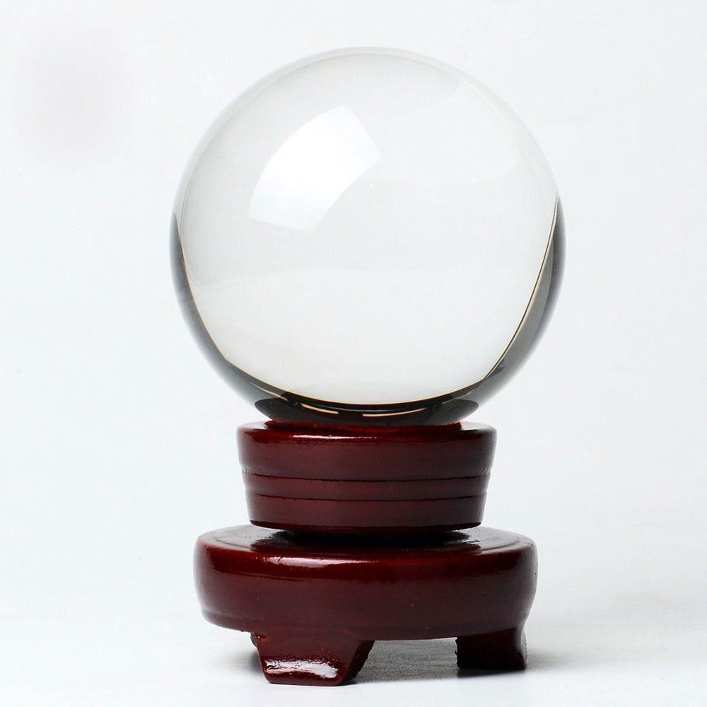 Clear-Crystal-Ball-Magic-Healing-Meditate-Sphere-Photography-60-80-100mm-Stand
