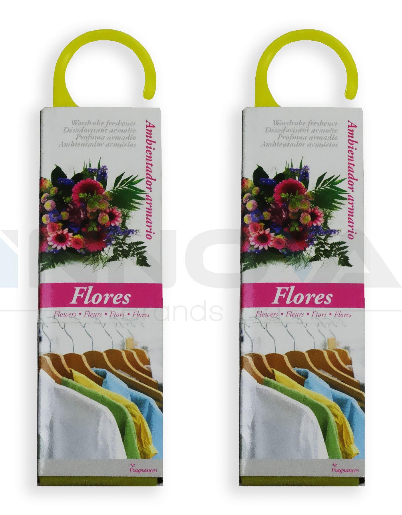 New-Scented-Sachets-Drawer-Fragrance-Bags-Wardrobe-Freshener-Rose-Jasmine-Flower thumbnail 4