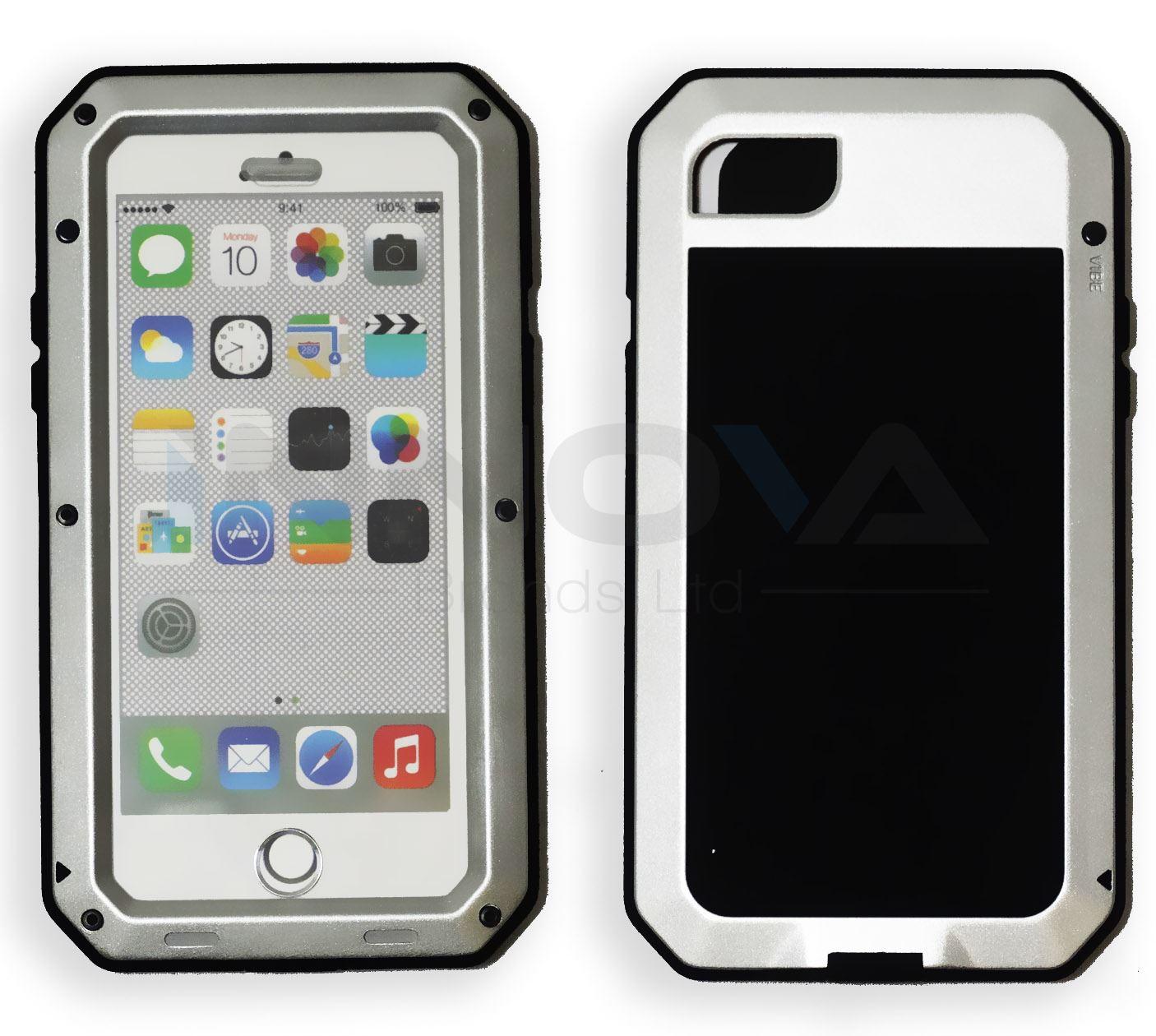 Heavy-Duty-Armor-Shockproof-Tough-Hybrid-Metal-Anti-Shock-Proof-Case-iPhone-New