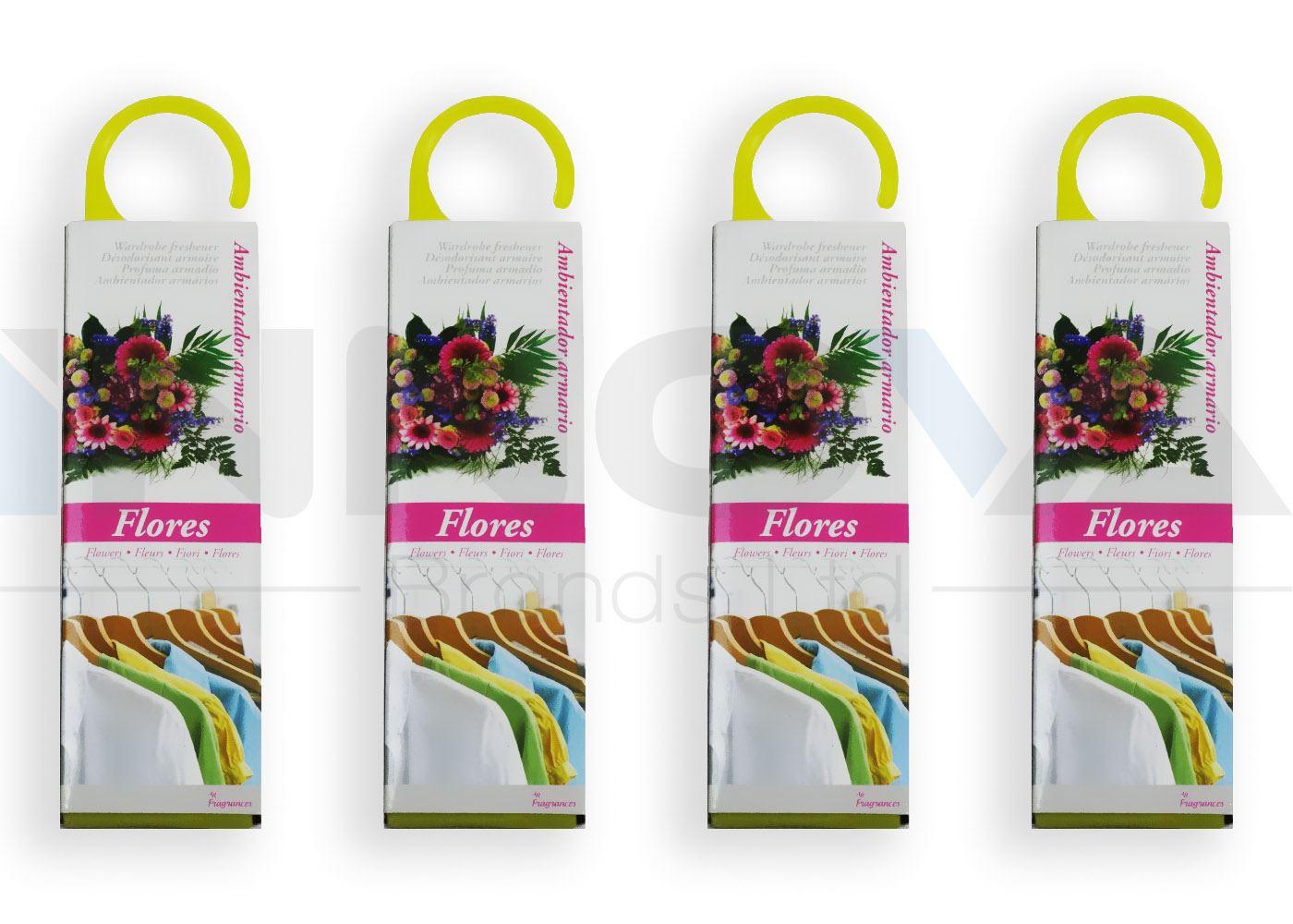 New-Scented-Sachets-Drawer-Fragrance-Bags-Wardrobe-Freshener-Rose-Jasmine-Flower thumbnail 5