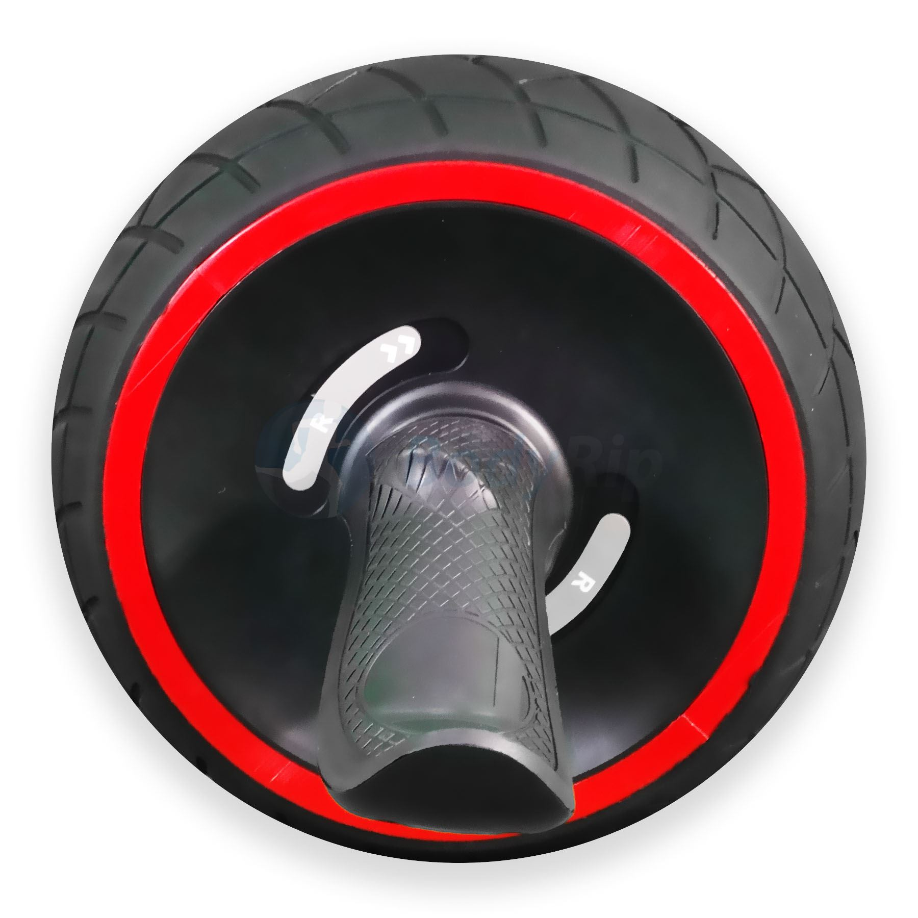 NUOVO-POTENTE-potere-ADDOMINALI-Carver-AB-HAND-GRIP-roller-wheel-HOME-GYM miniatura 3