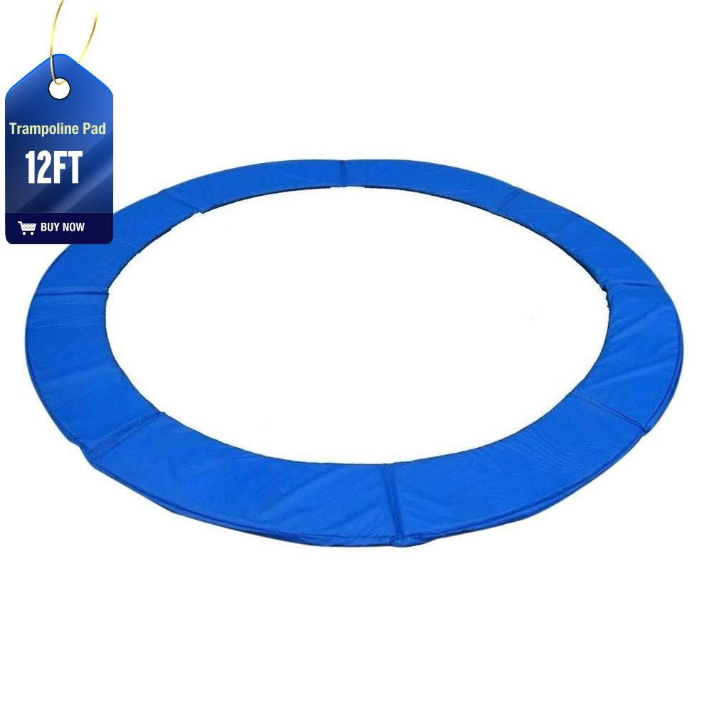 New 12ft Replacement Pvc Trampoline Safety Spring Cover