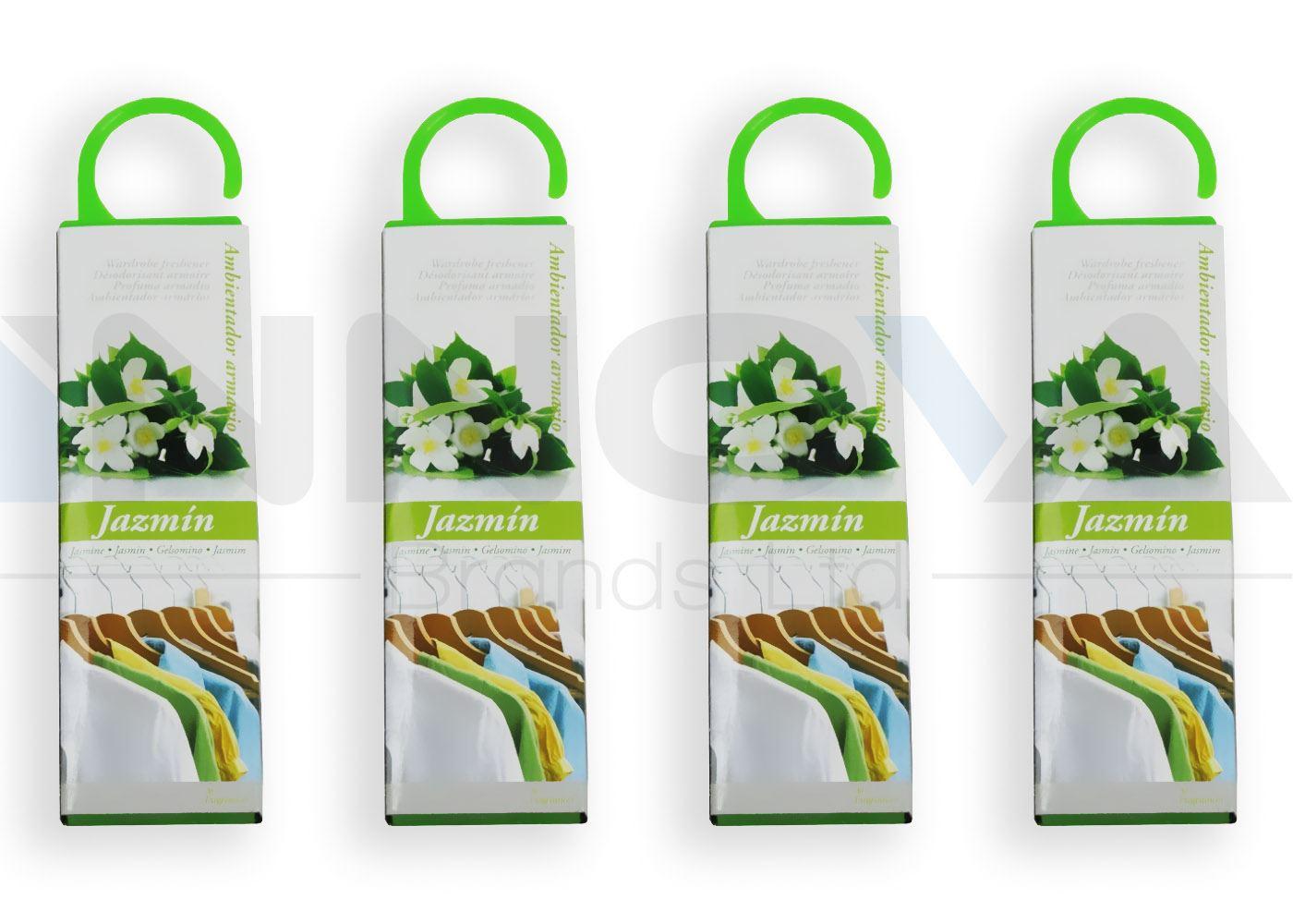 New-Scented-Sachets-Drawer-Fragrance-Bags-Wardrobe-Freshener-Rose-Jasmine-Flower thumbnail 7