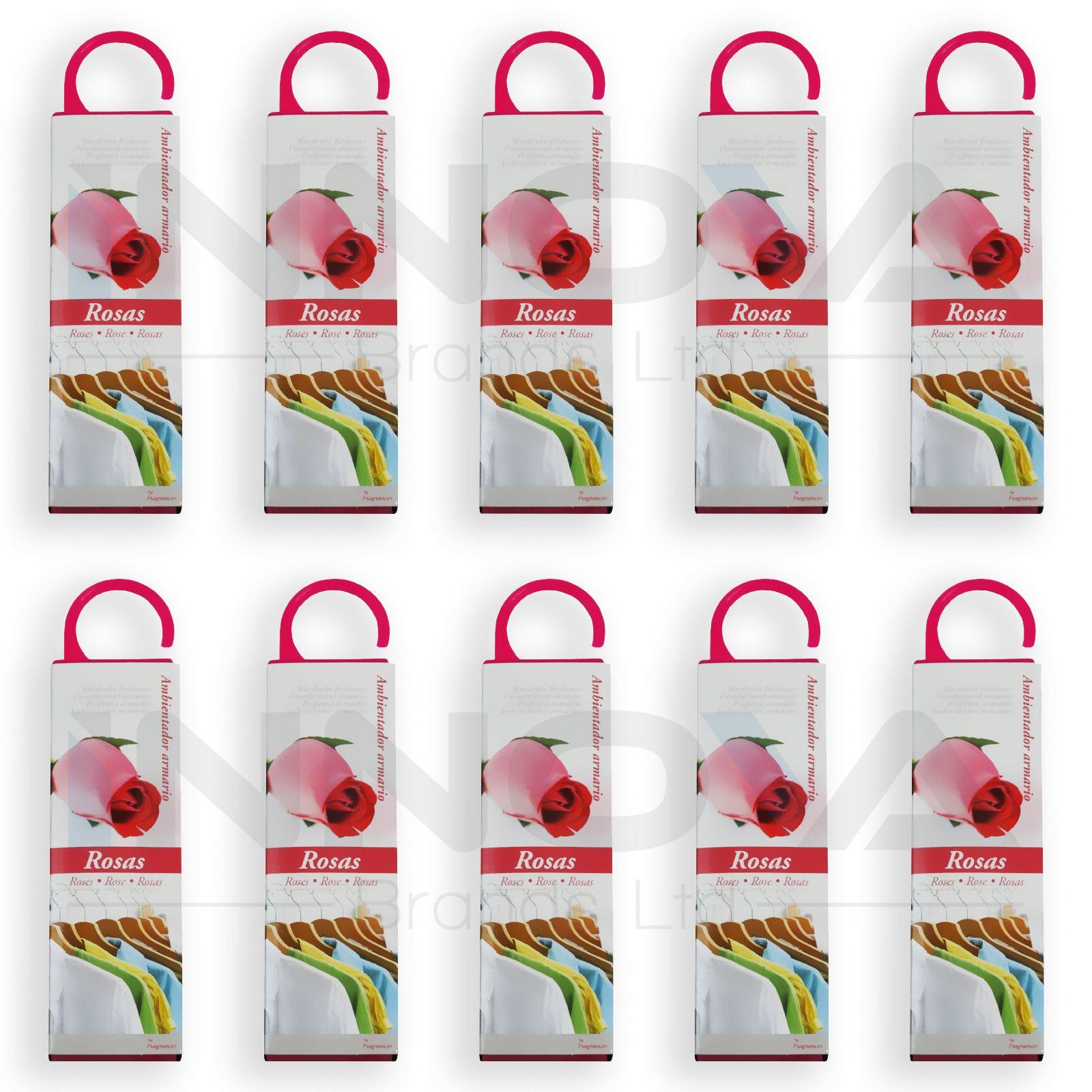 New-Scented-Sachets-Drawer-Fragrance-Bags-Wardrobe-Freshener-Rose-Jasmine-Flower thumbnail 15