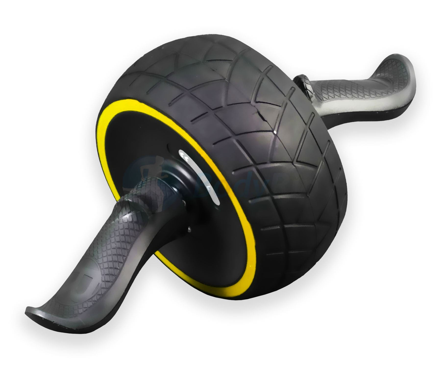 NUOVO-POTENTE-potere-ADDOMINALI-Carver-AB-HAND-GRIP-roller-wheel-HOME-GYM miniatura 10