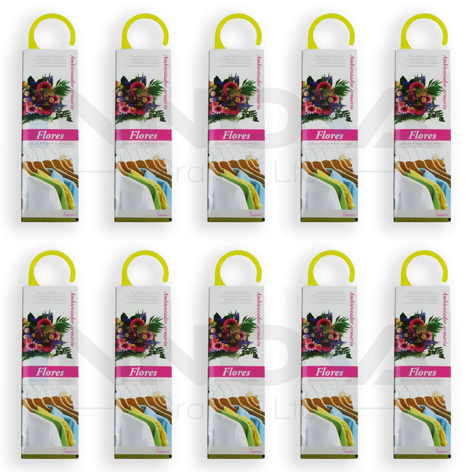 New-Scented-Sachets-Drawer-Fragrance-Bags-Wardrobe-Freshener-Rose-Jasmine-Flower thumbnail 3