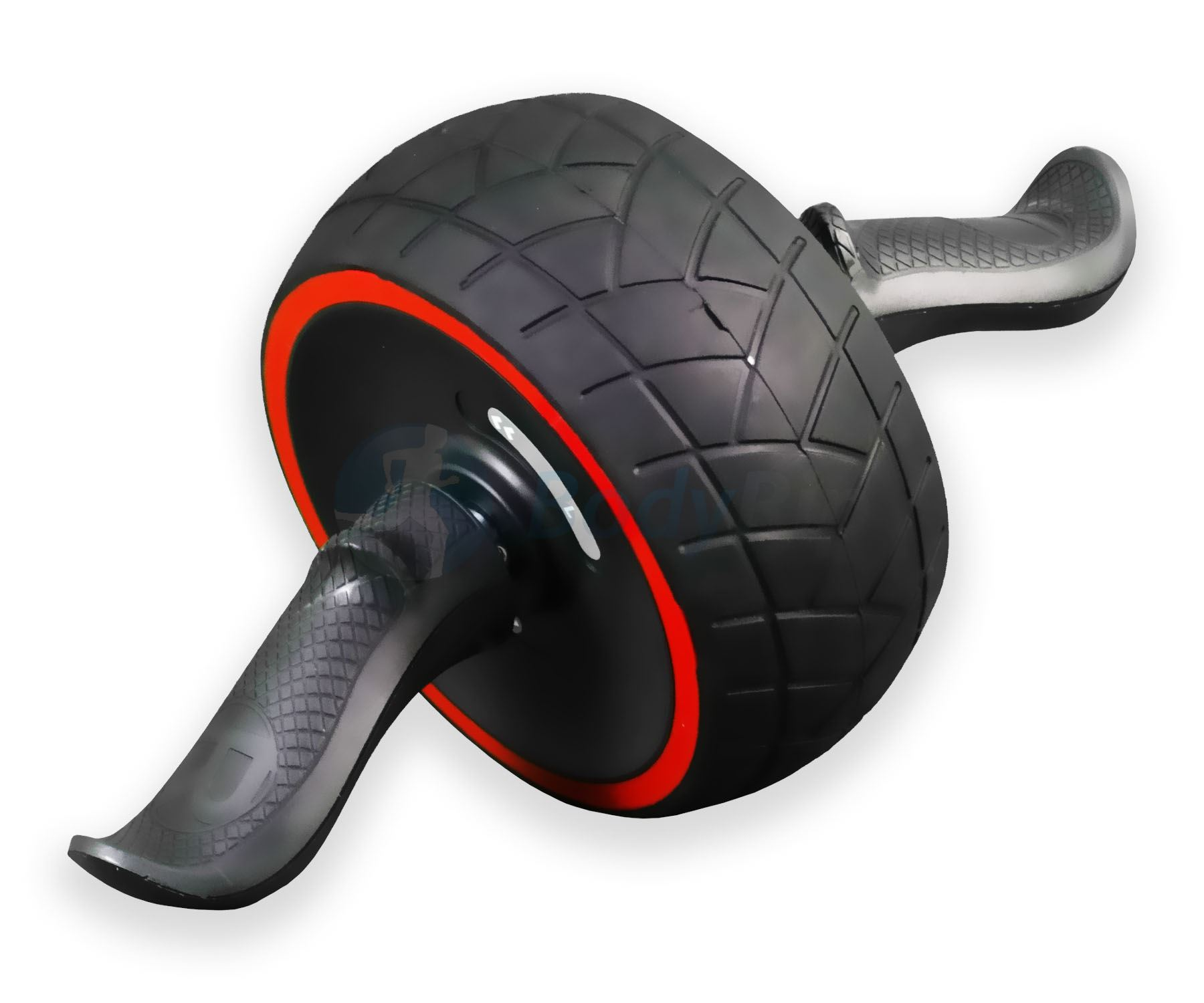 NUOVO-POTENTE-potere-ADDOMINALI-Carver-AB-HAND-GRIP-roller-wheel-HOME-GYM miniatura 6