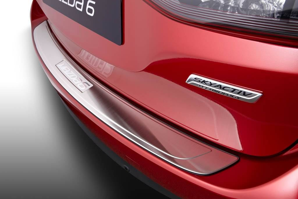 Genuine Mazda 6 2012 Onwards Rear Bumper Step Plate Estate