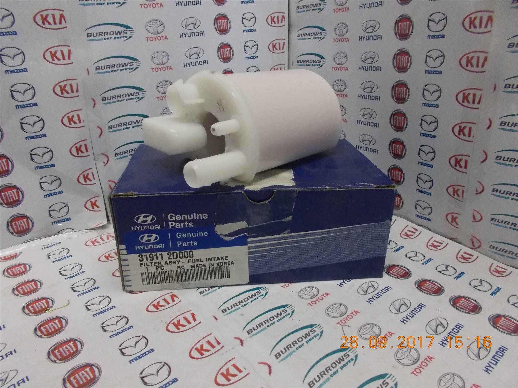 Genuine Hyundai Terracan 2001 2006 Fuel Filter 31390h1970 Ebay Mazda 6