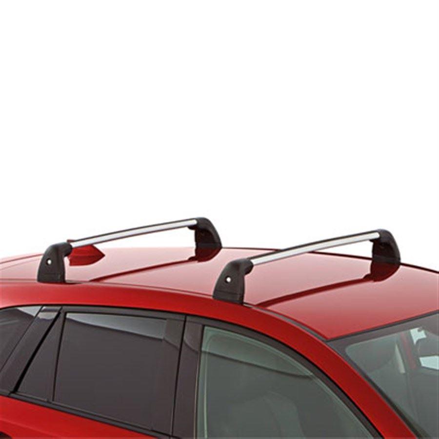 12-16 Pair Of Roof Rack Dyn Bars M103B 120cm Mazda CX-5 SUV 5D