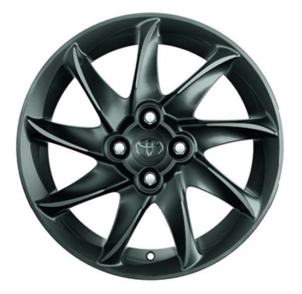 Genuine Toyota Yaris Hybrid Podium Alloy Wheel 15 Anthracite Pz406 B067b Zg Ebay