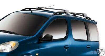 Genuine Toyota Yaris Verso Cross Bars Roof Bars Ebay